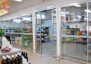 Quality Glass Display Fridge Doors