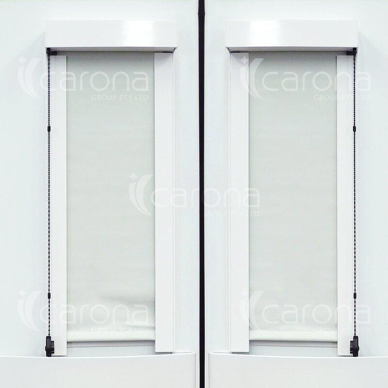 Laser Safe Eye Protection Blinds   Carona Group