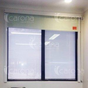 Laser Safe Eye Protection Blinds | Carona Group
