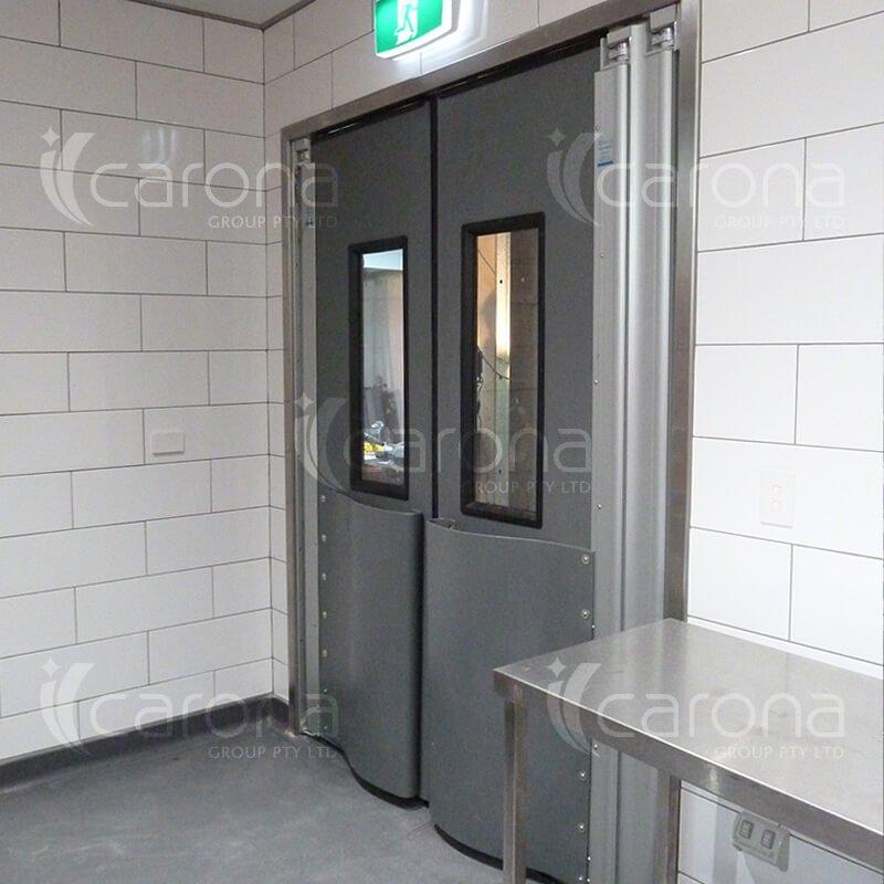 Thermal Traffic Doors