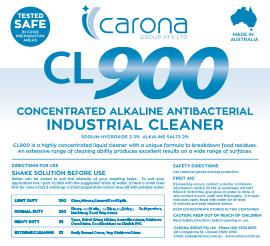 CL900-Label