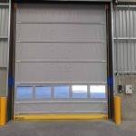 High Speed Rapid Roller Doors
