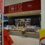 Sliding Cheese Wall
