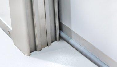 Benefit Capacity Swing Doors for Easy Access & Hygiene
