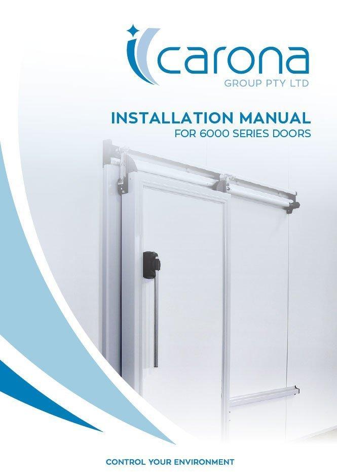 6000 Series Installation Manual 2017
