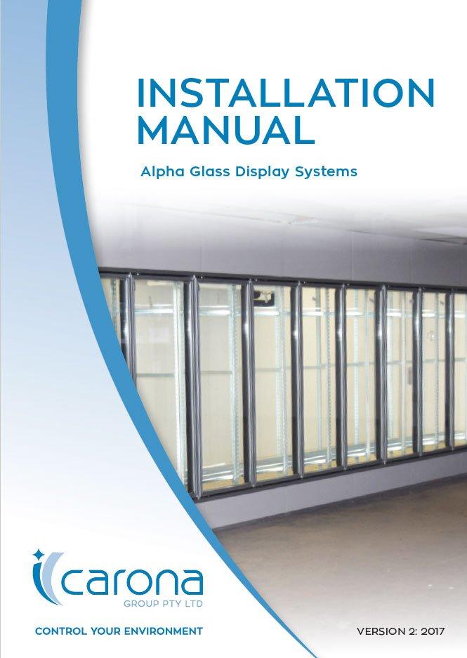 Alpha Glass Insert Installation Manual