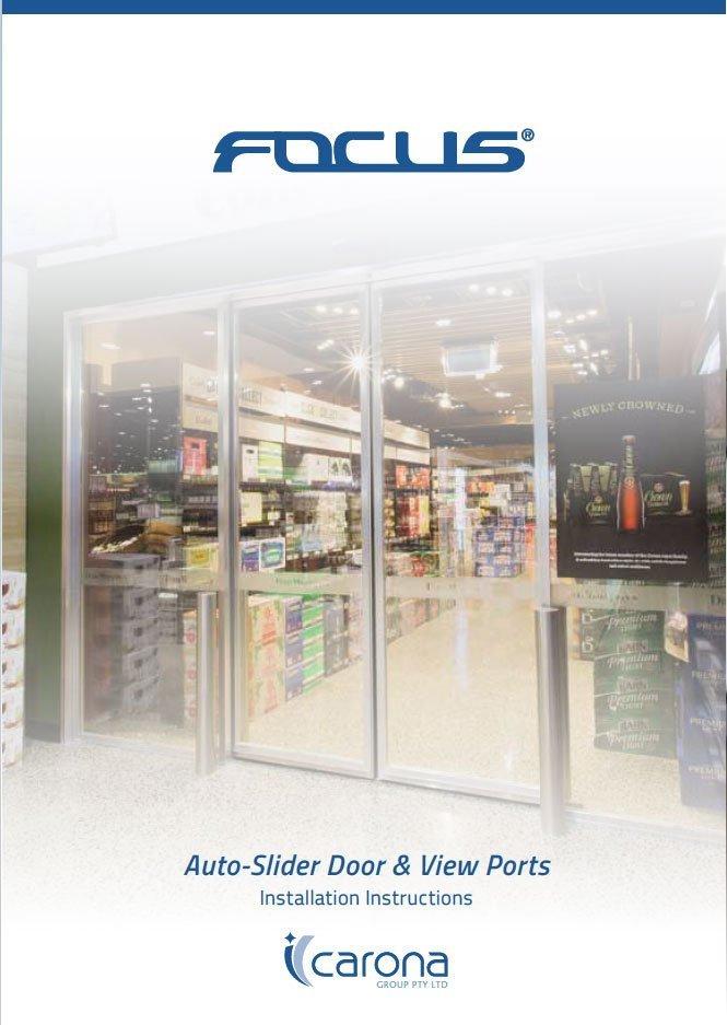 Auto-Slider Door Installation and Maintenance